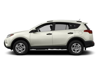 Blizzard Pearl 2014 Toyota RAV4 Pictures RAV4 Utility 4D Limited 4WD I4 photos side view