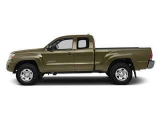 Pyrite Mica 2014 Toyota Tacoma Pictures Tacoma Base Access Cab 2WD I4 photos side view
