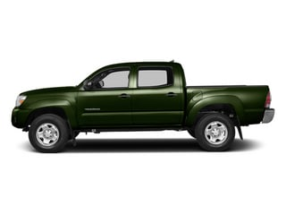 Spruce Mica 2014 Toyota Tacoma Pictures Tacoma Base 4WD V6 photos side view