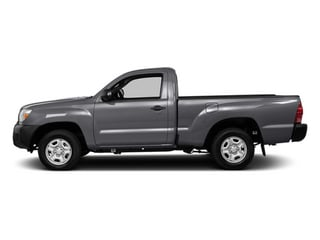 Magnetic Gray Metallic 2014 Toyota Tacoma Pictures Tacoma Base 4WD I4 photos side view