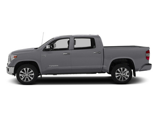 Magnetic Gray Metallic 2014 Toyota Tundra 4WD Truck Pictures Tundra 4WD Truck Limited 4WD 5.7L V8 photos side view