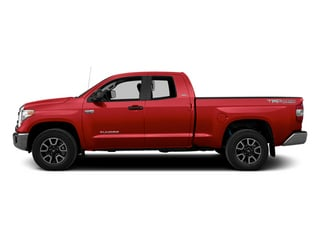 Radiant Red 2014 Toyota Tundra 4WD Truck Pictures Tundra 4WD Truck Limited 4WD 5.7L V8 photos side view