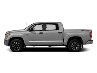 Silver Sky Metallic 2014 Toyota Tundra 4WD Truck Pictures Tundra 4WD Truck SR5 4WD 5.7L V8 photos side view
