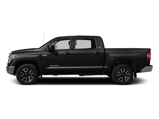 Black 2014 Toyota Tundra 4WD Truck Pictures Tundra 4WD Truck SR5 4WD 5.7L V8 photos side view