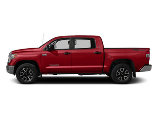 Barcelona Red Metallic 2014 Toyota Tundra 4WD Truck Pictures Tundra 4WD Truck SR5 4WD 5.7L V8 photos side view