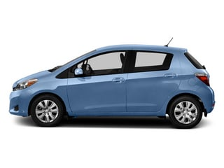 Waveline Pearl 2014 Toyota Yaris Pictures Yaris Hatchback 5D SE I4 photos side view
