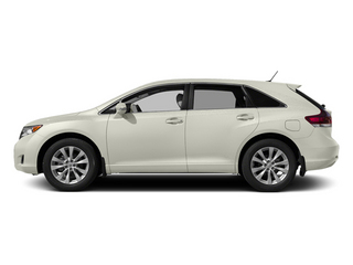 Blizzard Pearl 2014 Toyota Venza Pictures Venza Wagon 4D LE 2WD I4 photos side view
