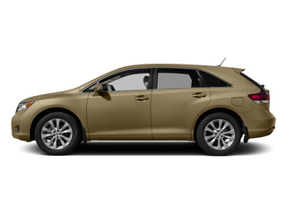 Golden Umber Mica 2014 Toyota Venza Pictures Venza Wagon 4D LE 2WD I4 photos side view