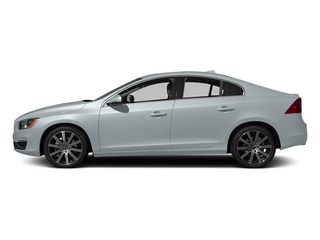 Ice White 2014 Volvo S60 Pictures S60 Sedan 4D T6 AWD I6 Turbo photos side view
