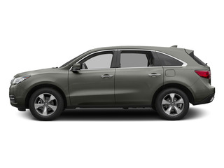 Silver Moon 2015 Acura MDX Pictures MDX Utility 4D 2WD V6 photos side view