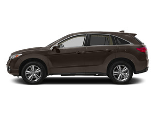 Kona Coffee Metallic 2015 Acura RDX Pictures RDX Utility 4D AWD V6 photos side view