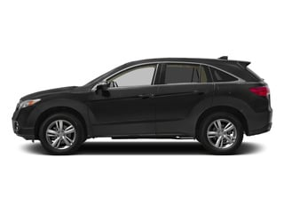 Graphite Luster Metallic 2015 Acura RDX Pictures RDX Utility 4D AWD V6 photos side view