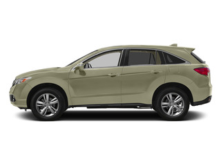 Silver Moon 2015 Acura RDX Pictures RDX Utility 4D AWD V6 photos side view