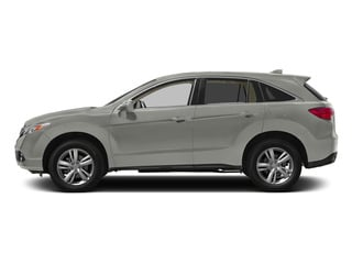 Forged Silver Metallic 2015 Acura RDX Pictures RDX Utility 4D AWD V6 photos side view
