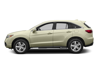 White Diamond Pearl 2015 Acura RDX Pictures RDX Utility 4D Technology AWD V6 photos side view