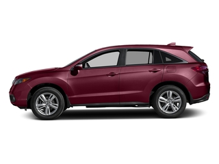 Basque Red Pearl II 2015 Acura RDX Pictures RDX Utility 4D Technology 2WD V6 photos side view