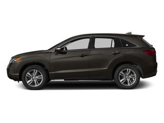 Kona Coffee Metallic 2015 Acura RDX Pictures RDX Utility 4D 2WD V6 photos side view