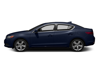Fathom Blue Pearl 2015 Acura ILX Pictures ILX Sedan 4D I4 photos side view