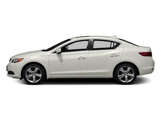 Bellanova White Pearl 2015 Acura ILX Pictures ILX Sedan 4D I4 photos side view