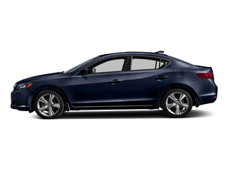 Fathom Blue Pearl 2015 Acura ILX Pictures ILX Sedan 4D Technology I4 photos side view