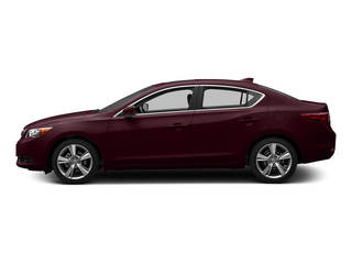 Crimson Garnet 2015 Acura ILX Pictures ILX Sedan 4D Premium I4 photos side view