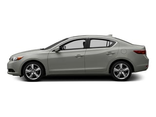 Silver Moon Metallic 2015 Acura ILX Pictures ILX Sedan 4D Premium I4 photos side view