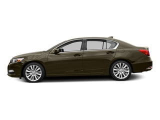 Gilded Pewter Metallic 2015 Acura RLX Pictures RLX Sedan 4D Technology V6 photos side view
