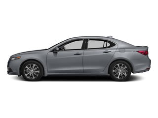 Slate Silver Metallic 2015 Acura TLX Pictures TLX Sedan 4D Technology I4 photos side view