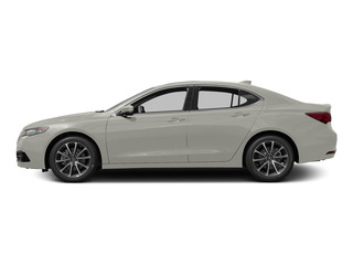 Bellanova White Pearl 2015 Acura TLX Pictures TLX Sedan 4D Technology V6 photos side view