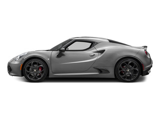 Basalt Gray Metallic 2015 Alfa Romeo 4C Pictures 4C Coupe 2D I4 Turbo photos side view