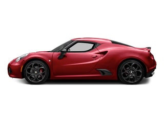 Rosso Alfa 2015 Alfa Romeo 4C Pictures 4C Coupe 2D I4 Turbo photos side view