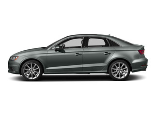 Monsoon Gray Metallic 2015 Audi A3 Pictures A3 Sedan 4D TDI Prestige 2WD I4 Turbo photos side view