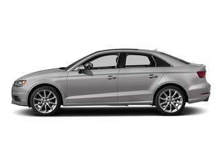 Florett Silver Metallic 2015 Audi A3 Pictures A3 Sedan 4D 1.8T Premium I4 Turbo photos side view