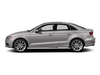 Florett Silver Metallic 2015 Audi A3 Pictures A3 Sedan 4D TDI Prestige 2WD I4 Turbo photos side view