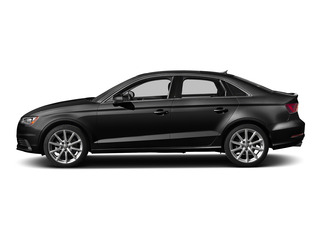 Phantom Black Pearl Effect 2015 Audi A3 Pictures A3 Sedan 4D 1.8T Premium I4 Turbo photos side view