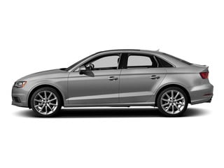Ice Silver Metallic 2015 Audi A3 Pictures A3 Sed 4D TDI Premium Plus 2WD I4 Turbo photos side view