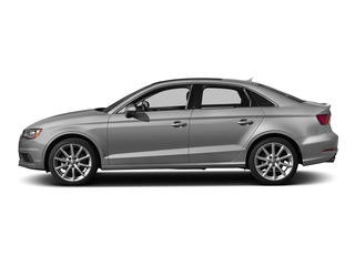 Ice Silver Metallic 2015 Audi A3 Pictures A3 Sedan 4D TDI Prestige 2WD I4 Turbo photos side view
