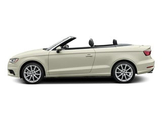 Glacier White Metallic/Black Roof 2015 Audi A3 Pictures A3 Conv 2D 1.8T Premium 2WD I4 Turbo photos side view