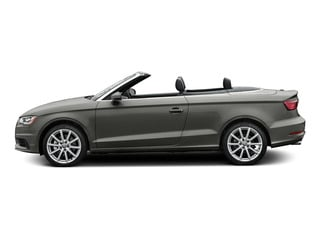 Lotus Gray Metallic/Black Roof 2015 Audi A3 Pictures A3 Conv 2D 1.8T Premium 2WD I4 Turbo photos side view