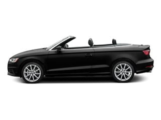 Brilliant Black/Black Roof 2015 Audi A3 Pictures A3 Conv 2D 1.8T Premium 2WD I4 Turbo photos side view