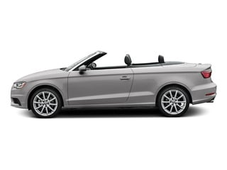 Florett Silver Metallic/Black Roof 2015 Audi A3 Pictures A3 Conv 2D 1.8T Premium Plus I4 Turbo photos side view