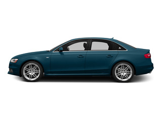 Utopia Blue Metallic 2015 Audi A4 Pictures A4 Sedan 4D 2.0T Prestige AWD photos side view