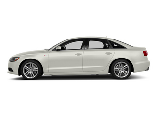 Ibis White 2015 Audi A6 Pictures A6 Sedan 4D 2.0T Premium 2WD photos side view