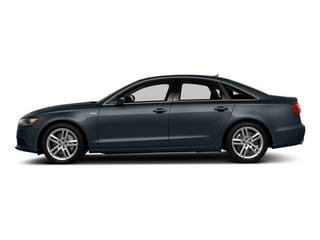 Moonlight Blue Metallic 2015 Audi A6 Pictures A6 Sedan 4D TDI Prestige AWD photos side view
