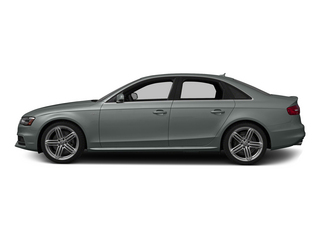 Monsoon Gray Metallic 2015 Audi S4 Pictures S4 Sedan 4D S4 Prestige AWD photos side view