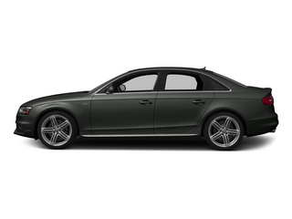 Daytona Gray Pearl Effect 2015 Audi S4 Pictures S4 Sedan 4D S4 Prestige AWD photos side view
