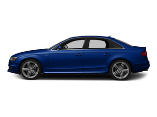 Sepang Blue Pearl Effect 2015 Audi S4 Pictures S4 Sedan 4D S4 Prestige AWD photos side view