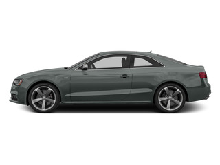 Monsoon Gray Metallic 2015 Audi S5 Pictures S5 Coupe 2D S5 Prestige AWD photos side view