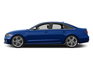 Sepang Blue Pearl Effect/Mugello Blue 2015 Audi S6 Pictures S6 Sedan 4D S6 Prestige AWD photos side view