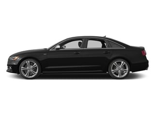 Phantom Black Pearl Effect 2015 Audi S6 Pictures S6 Sedan 4D S6 Prestige AWD photos side view